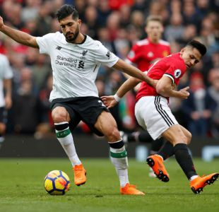 [Minuto a Minuto] Manchester United con Alexis en cancha enfrenta a Liverpool