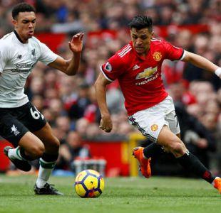 Manchester United y Alexis se quedan con el clásico ante Liverpool por la Premier League