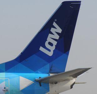 LAW se pone plazo de 45 días para devolver el dinero a los afectados de la suspensión de vuelos