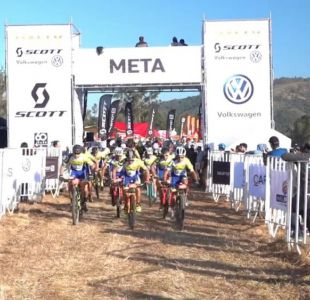José Manuel Gutiérrez gana la primera fecha del Volkswagen Rally Scott de mountainbike
