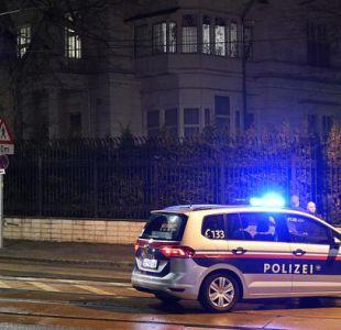 Soldado es atacado frente a la embajada iraní en Viena