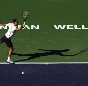 Federer vence, Del Potro convence y Djokovic dice adiós a Indian Wells