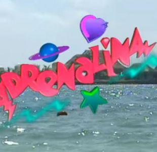 """La teleserie """"Adrenalina"""" fue emitida en 1996 por Canal 13"""
