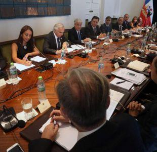 """Presidente pide al gabinete tener """"buena relación con partidos"""""""
