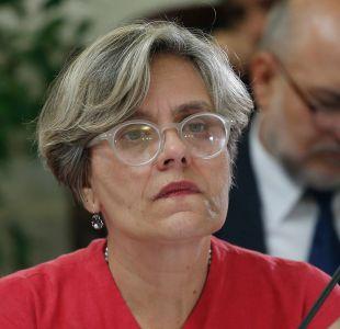 Lorena Fries y cierre de Punta Peuco: Yo vi el decreto firmado