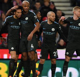Manchester City podría ser campeón ante el United tras nuevo triunfo en Premier
