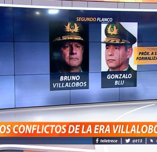 [VIDEO] La caída del general Bruno Villalobos