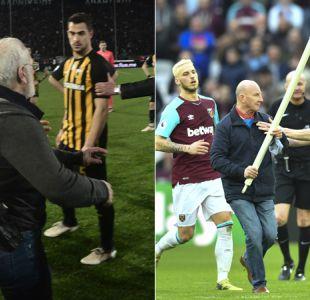 [VIDEO] Violencia en el fútbol: Incidentes en las canchas encienden a Europa