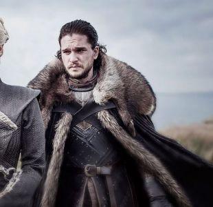 Emilia Clarke filmó su última escena como Daenerys Targaryen en Game of thrones: Me ha jodido