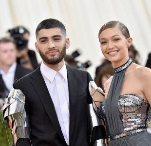 Zayn Malik eliminó todo rastro virtual de su ex novia Gigi Hadid