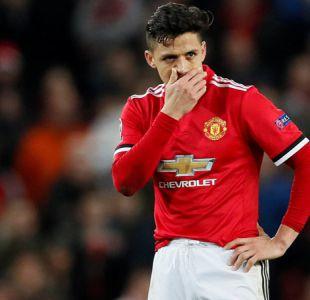 Fracaso: United de Alexis cae en Old Trafford ante Sevilla y se despide de la Champions