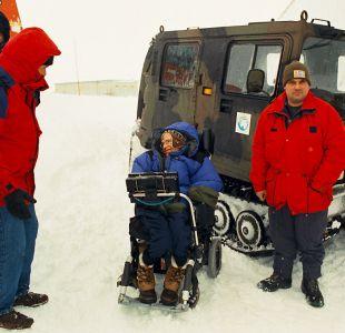 Stephen Hawking y su visita a la Antártica: fue la experiencia más emocionante de mi carrera