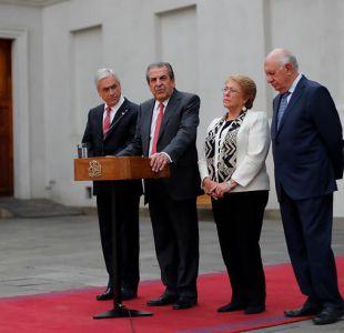 [VIDEO] Frei rechaza posible fallo creativo de La Haya tras cita de ex presidentes