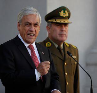 [VIDEO] Piñera y nombramiento de Hermes Soto: Espero que se inicie una nueva etapa en Carabineros