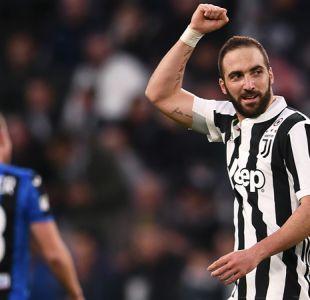 Juventus aumenta su ventaja en el liderato de la Serie A tras triunfo sobre Atalanta