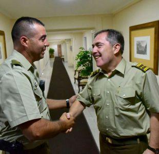¿Quién es Hermes Soto, el nuevo general director de Carabineros?