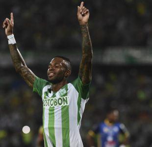Atlético Nacional golea 4-0 al novel Delfín por la Libertadores