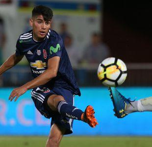 "Seymour destaca el cometido de Araos: ""Jugó como si hubiese disputado cinco Copas Libertadores"""