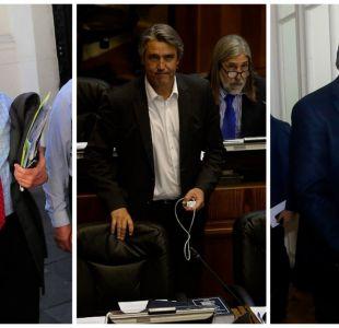 Caso Corpesca: Fiscalía desecha querella de Gutiérrez contra Rossi, Bianchi y Horvath