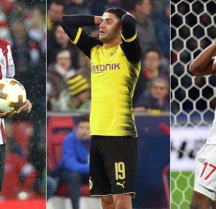 Sorpresas en la Europa League: Dortmund, Athletic de Bilbao y Lyon eliminados