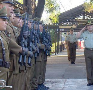 [VIDEO] Los cambios que prepara el general Soto en Carabineros