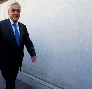 Piñera criticó a Guillier