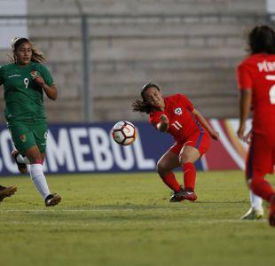 [VIDEO] Chile vence con agónico golazo a Bolivia en Sudamericano Sub 17 femenino