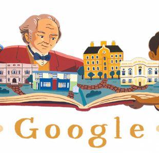 Google - Doodle - George Peabody