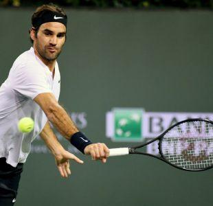 Federer derrota a Chung y vuela hacia el título en Indian Wells