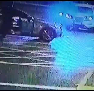 [VIDEO] Niña de 2 años testigo de violento asalto en Peñalolén