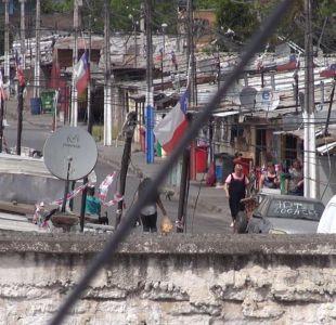 [VIDEO] Termina blindaje en La Legua