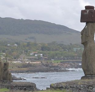 [VIDEO] La amenaza de Isla de Pascua: ¿Desaparecerán los moai?