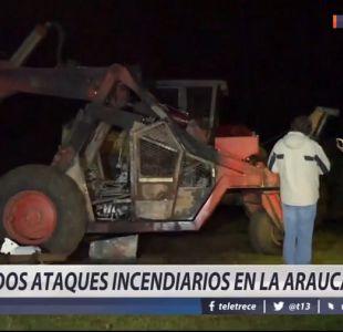 [VIDEO] Nuevos ataques incendiarios se registran en La Araucanía