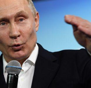 Putin solicita reunión de emergencia con la ONU por ataque militar de EE.UU a Siria