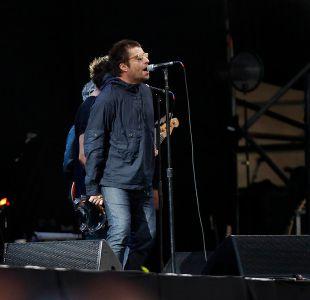 Lollapalooza Chile 2018: Liam Gallagher se bajó del escenario a la cuarta canción y no volvió