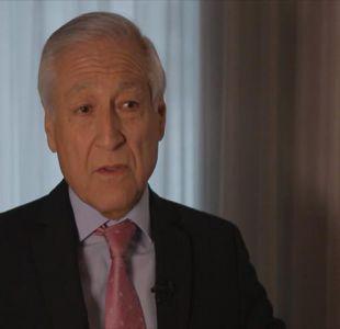 [VIDEO] Ex canciller Muñoz conversa con Teletrece previo a alegatos en La Haya