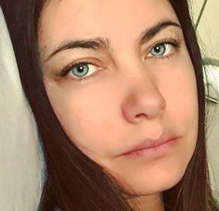 Mónica Godoy y la foto que compartió de ella internada