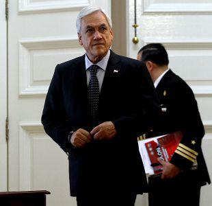Cadem: Piñera inicia su segundo mandato con un 51% de aprobación