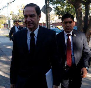 Larraín califica como triste espectáculo polémica entre ex autoridades de Bachelet por Punta Peuco