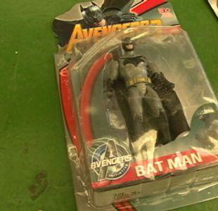 ¿Más falso que Batman en Los Vengadores?