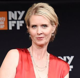Cynthia Nixon, la actriz de Sex and the city que quiere ser gobernadora de Nueva York