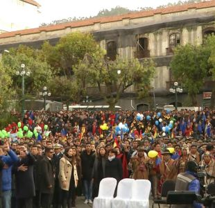 [VIDEO] ¿Cómo se vivió la primera jornada de alegatos en Bolivia?