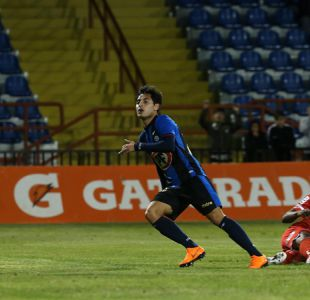 [VIDEO] Goles fecha 6: Huachipato derrota a Unión La Calera en Talcahuano