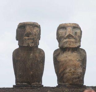 El arrepentimiento de la joven que se fotografió sobre un moai