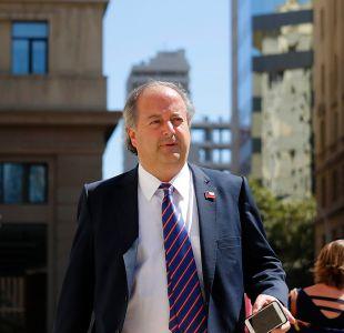 Nicolás Monckeberg, ministro del Trabajo
