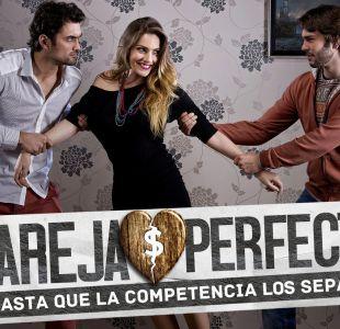 """""""Pareja perfecta"""" fue emitido el 2012 por Canal 13"""