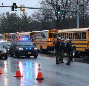 Muere presunto autor de tiroteo en escuela en Maryland, Estados Unidos