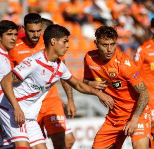 [VIDEO] Goles Primera B fecha 6: Cobreloa se impuso sin problemas frente a Deportes Valdivia