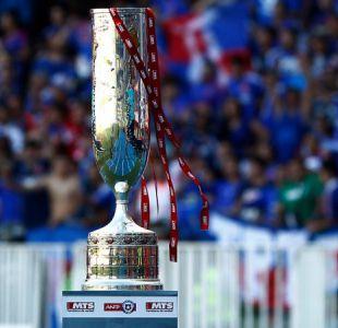 [Gol a Gol] Los resultados de los duelos de ida de los octavos de final de Copa Chile