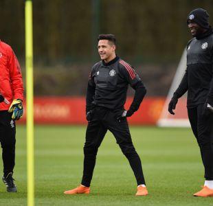"""Lukaku defiende a Alexis mientras aseguran que Mourinho lo culpa de """"matar al equipo"""""""